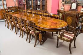 what would a set of natural finished wood henredon dining room