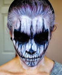 awesome halloween makeup 20 of the creepiest halloween makeup ideas