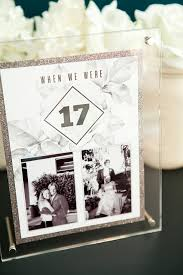 table numbers with pictures the best diy wedding table numbers ever must see