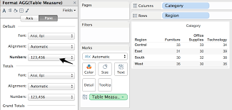 Placing Decimals On A Number Line Worksheet Using A Parameter To Change A Tableau Table Calculation U0027s