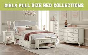 full size girl bedroom sets girls full bedroom set best home design ideas stylesyllabus us