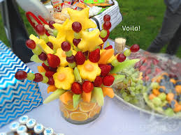 fruit cutter for edible arrangement how to make a 100 fruit bouquet 20 juju sprinkles