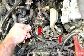 Volkswagen Golf Gti Mk Iv Manual Transmission Removal 1999 2005