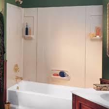 stw32bo everyday essentials tub wall kit tub shower wall kit