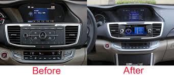 2013 honda accord custom honda accord aftermarket gps navigation car stereo 2013 2016