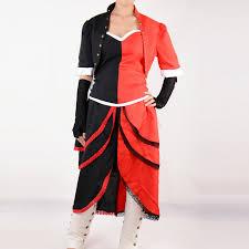 Harley Quinn Halloween Costume Size Aliexpress Buy Steampunk Harley Quinn Costume Women