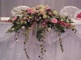 Wedding Flowers Pink Wedding Reception Flowers By Moonstones Florists Fareham