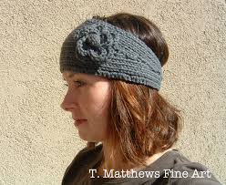 knit headbands t matthews free knitting pattern headband ear warmer