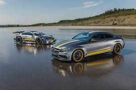 limited edition mercedes mercedes amg launches limited edition coupe pursuitist