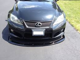 used lexus isf for sale toronto can toronto fs isf lexon lip rep wald spoiler rep
