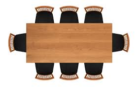 dining room table plans free round table and chairs top view round table and chairs top view