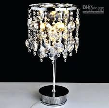 Chandelier Desk Lamp Table Lamp Modern Crystal Chandelier Table Lamp Style Cuboid