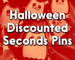 halloween pin etsy