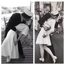 wwii pearl harbor kiss nurse and sailor costumes lakyn bright