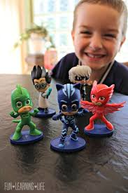 pj masks toys games books gift