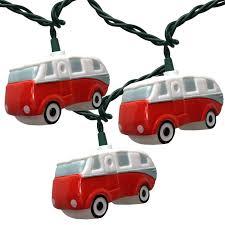 retro rv camper string lights