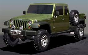 truck jeeps sources say jeep truck coming for 2012 pickuptrucks com