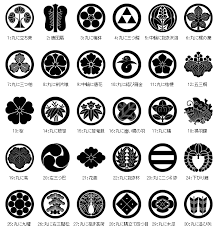 grey ink family crest designs