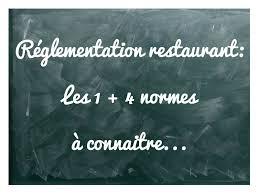 reglementation cuisine restaurant réglementation restaurant les 1 4 normes à connaitre