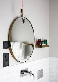 brass bathroom mirrors alexander walz alexander3634 on pinterest