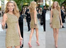 get blake lively u0027s amazing cfda look for less than 150