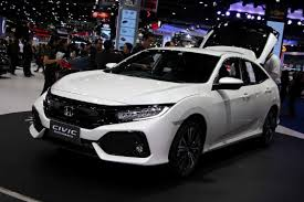 kereta honda civic bangkok 2017 the honda civic hatchback in the flesh auto news