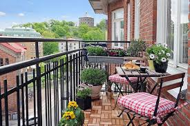 Small Apartment Balcony Garden Ideas Balcony Gardens Prove No Space Is Small For Plants