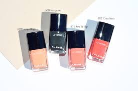 chanel summer 2017 cruise collection makeup review swatches by