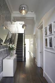 Decorating Hallways And Stairs Modern Decor In Traditional Foyer My Favorite Design Style