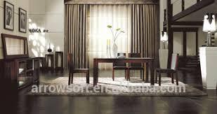US    Set Hotel Project Bedroom Wooden Furniture Model - Hotel bedroom furniture