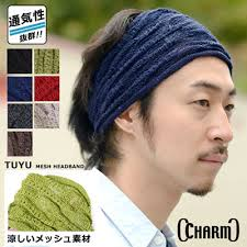 hairband men qoo10 hairband turban headband hat summer sports outdoor