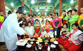 korea spectrum setting the table for chuseok the chosun ilbo