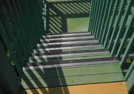 metal stair treads and nosing