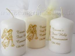 communion candles and communion confirmations candle gifts shop ireland for