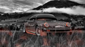 orange porsche 911 turbo porsche 911 turbo 1976 tuning crystal nature car 2014 el tony