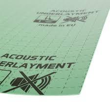 Acoustic Underlay For Laminate Flooring Perfect Mat Lvt Acoustic Underlayment