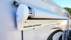 Rv Awning Replacement Cost How To Replace A Carefree Of Colorado Rv Slide Topper Model Sok