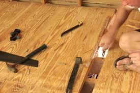 Repair Wood Floor A Little Hardwood Floor Repair