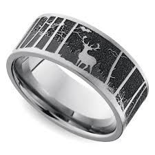 mens titanium wedding ring cool men s wedding rings that defy tradition