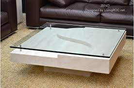 travertine coffee table square travertine coffee table living room craftsman with coffee table