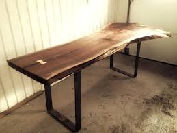Living Edge Dining Table Live Edge Dining Table Set Slab Room Tables For Sale Ontario