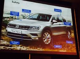 volkswagen tiguan 2017 live new volkswagen tiguan 2017 launch updates price in india