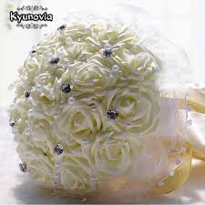 wedding flowers for bridesmaids 01 wedding flowers bridal bouquet pe artificial flower