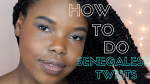 do segenalse twist damage hair how to do senegalese twists the easy way curlynikki natural