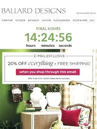 Ballard Designs Free Shipping Coupon Code