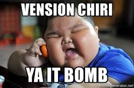 Fat Chinese Boy Meme - vension chiri ya it bomb fat chinese boy meme generator