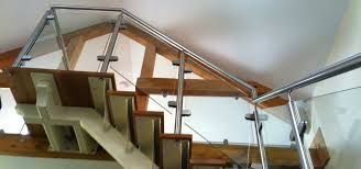 Stainless Steel Handrails For Stairs Stair Glass Balustrades Uk Supplier