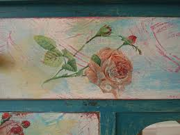 Shabby Chic Paintings by 50 Best Painted Shabby Chic Decoupage Dressing Tables Images On