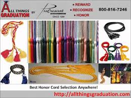 graduation cord graduation cords graduation honor cords