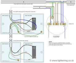 how to install a double light switch how to wire a double light switch uk leviton pole wiring diagram